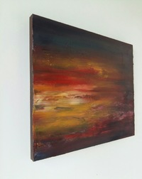 Картина «Honey sunset»