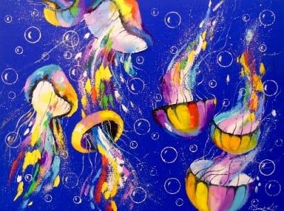 Картина «Медузы»