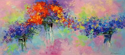 Картина «Мелодия полевых цветов»