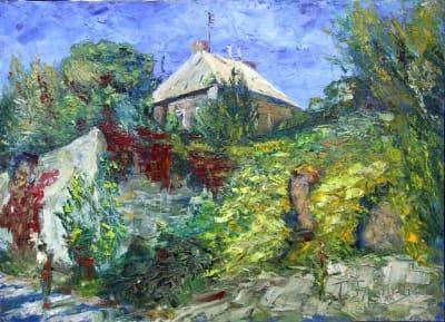 Картина «На холме»