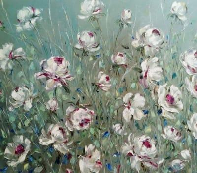 Картина «Нежное цветение»