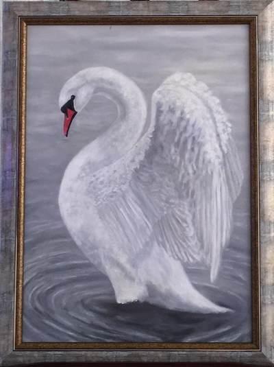 Картина «Нежность» 4