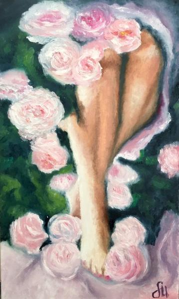 Картина «Нежность» 2