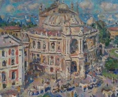 Картина «Одесский мотив»