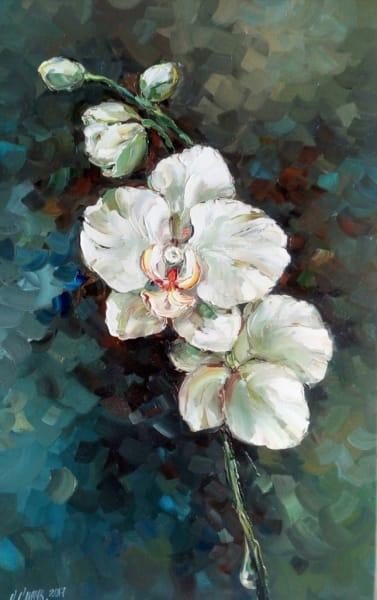 Картина «Орхидея» 3