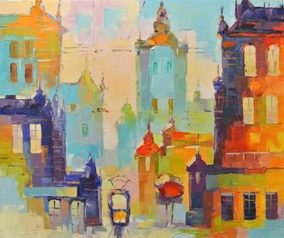 Картина «Осень во Львове»