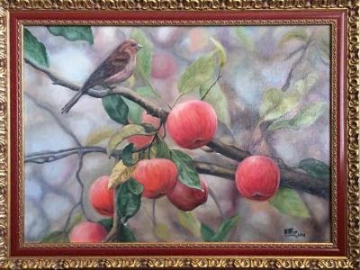 Картина «Осенняя мелодия» 2