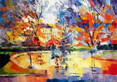 Картина «Осенняя соната»
