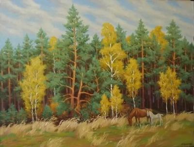 Картина «Осенняя гармония»