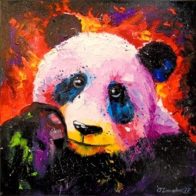 Картина «Панда»