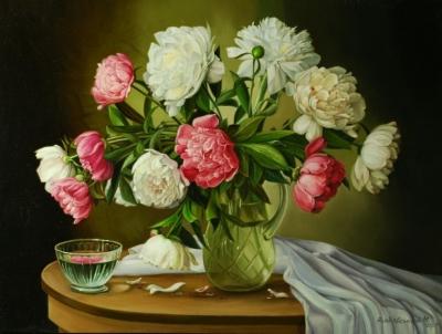 Картина «Подарок весны»