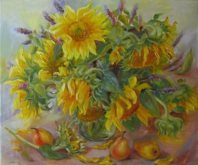 Картина «Осенний праздник»