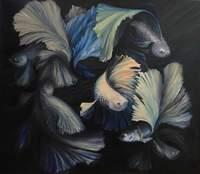 Картина «Подводный танец»
