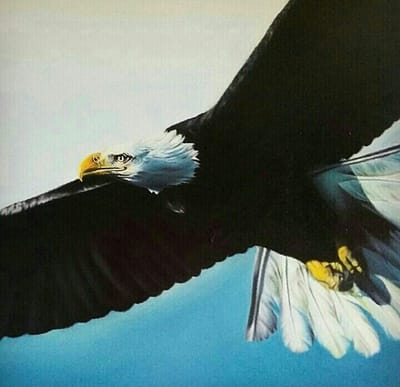 Картина «Полет»