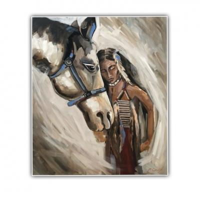 Картина «Прикосновение» 2