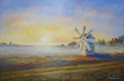 Картина «Прощание с летом»