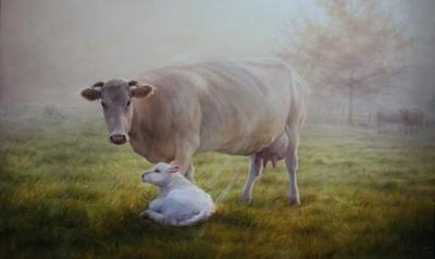 Картина «Рассвет новой жизни»