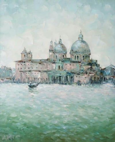 Картина «Романтическая Венеция»