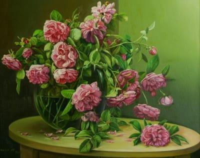 Картина «Розовые мечты»