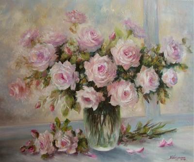 Картина «Розы» 3