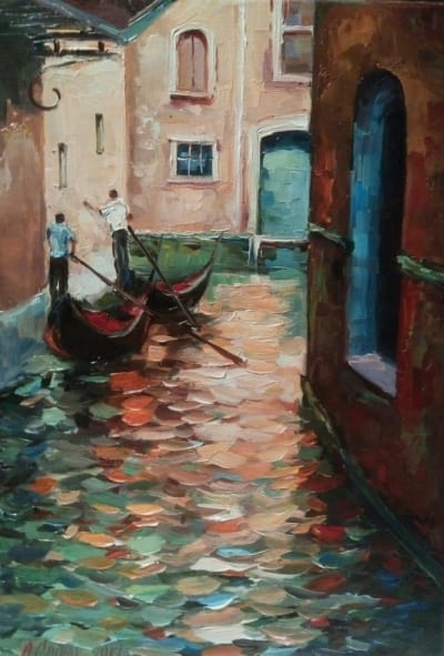 Картина «Венеция» 2