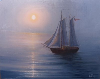 Картина «Тишина» 2