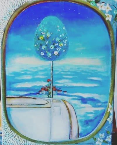 Картина «Седьмое небо»