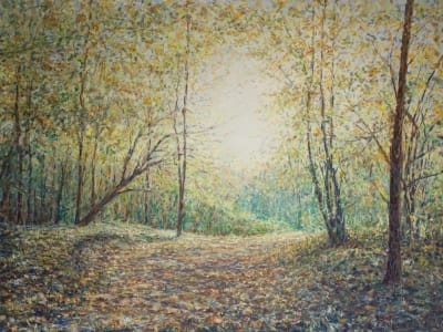 Картина «Сентябрь»