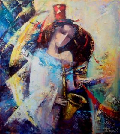 Картина «Симфония»