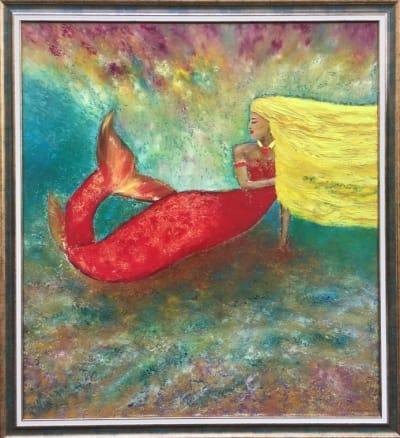 Картина «Песня для сирены»