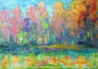 Картина «Сказочный лес» 2