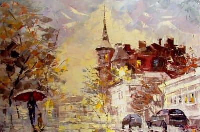 Картина «Старый Киев»