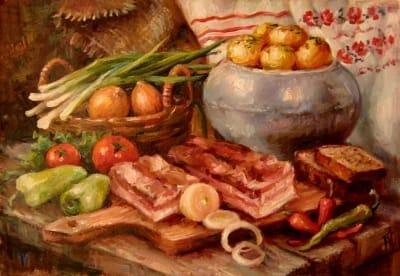 Картина «Украинский натюрморт» 2