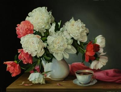 Картина «Утренний букет»