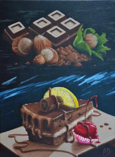 Картина «Вдохновение вкусом»