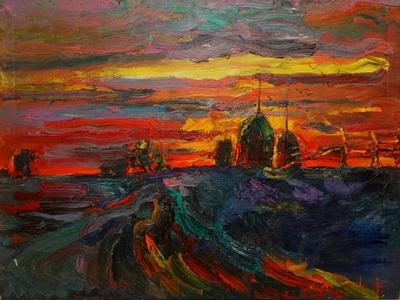 Картина «Вечер»
