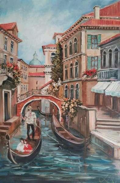 Картина «Незабываемая Венеция»