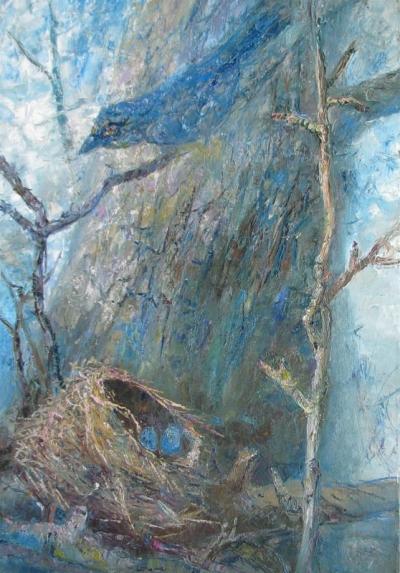 Картина «Гнездо»