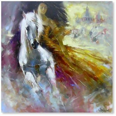 Картина «Нежность»