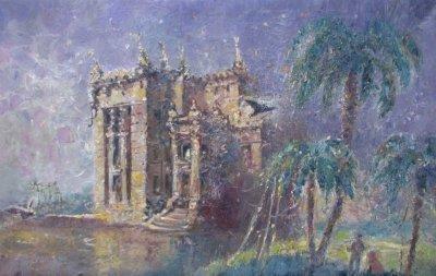 Картина пейзаж «Мираж»