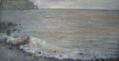 Картина «Морской пейзаж Крыма»