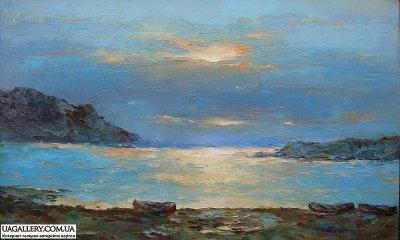 Картина «Морская тишина»