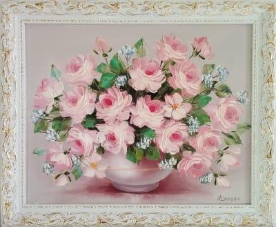 Картина «Нежные розы»