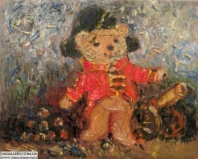 Картина «Мишка Наполеон»