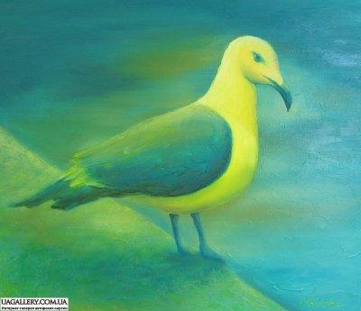 Картина «Lime sunglasses» диптих