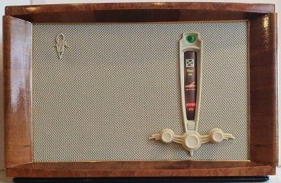 Ретро радиоприемник ламповый «Ретро радио РИГА-1957» отреставрированный купить