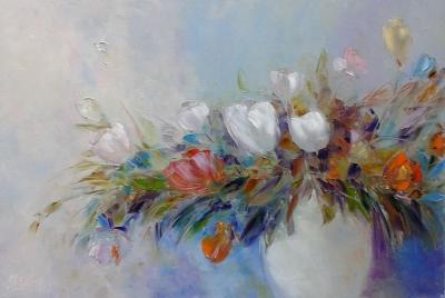 Картина «Цветочная феерия»