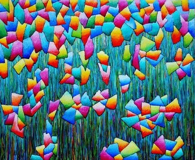 Картина «Аромат цветущего луга»