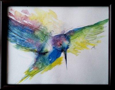 Картина «Искусство полета»