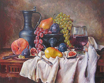 Картина «Голландский натюрморт»